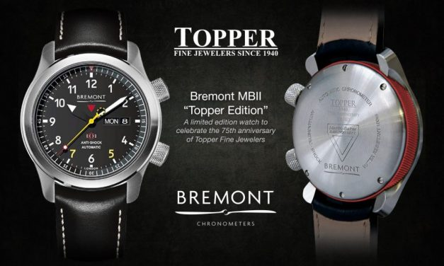 A Brief History of The Bremont Limited Edition MBI Watch Replica Wholesale