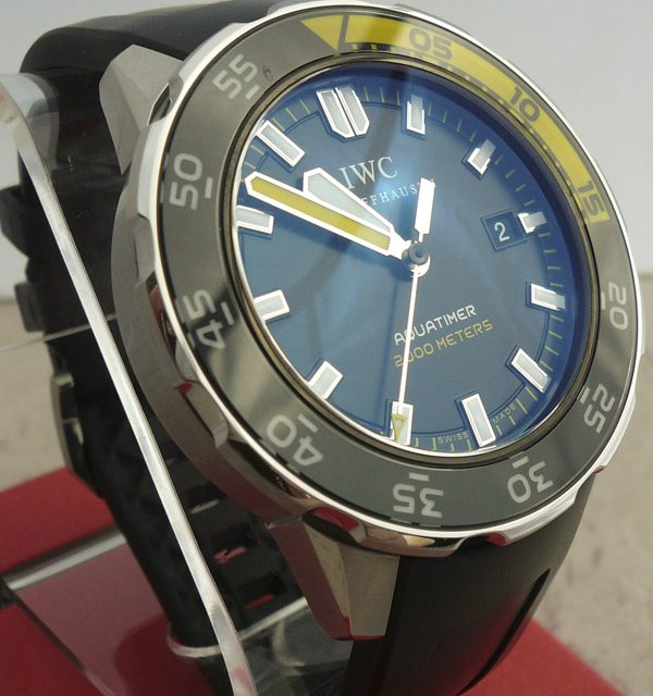 Grade 1 Replica Watches IWC Aquatimer Watch Review